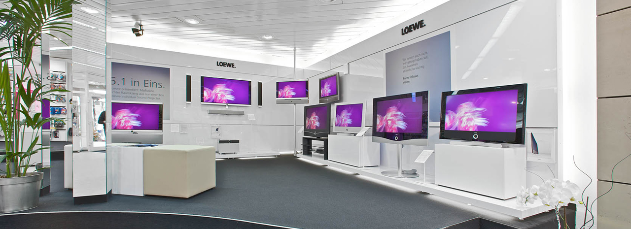 Tüx Showroom in Eppingen