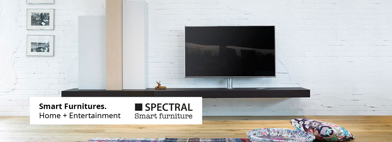 Smart Furnitures. Home + Entertainment