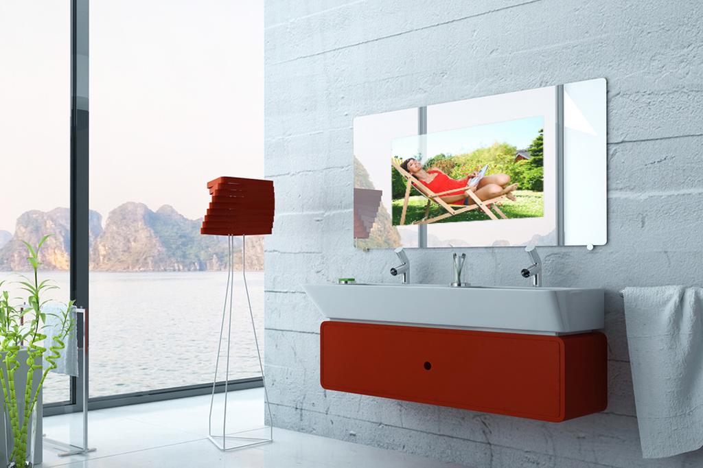 LCD-TV von TÜX